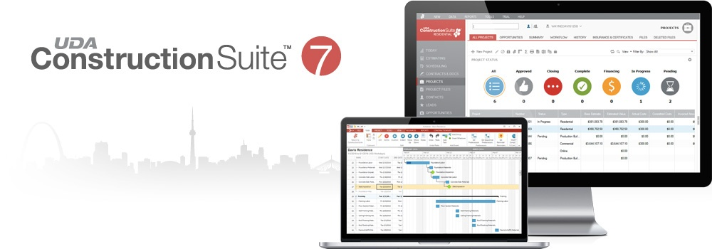 Introducing ConstructionSuite™ 7