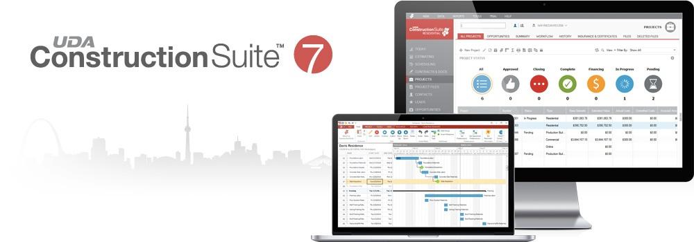 Introducing ConstructionSuite™ 7