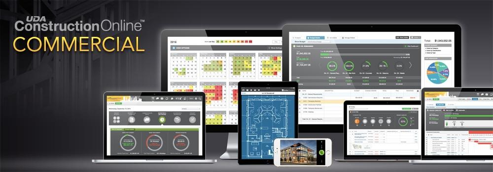 UDA Technologies Debuts ConstructionOnline™ Commercial