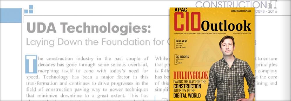 APAC CIO Outlook Magazine Feature