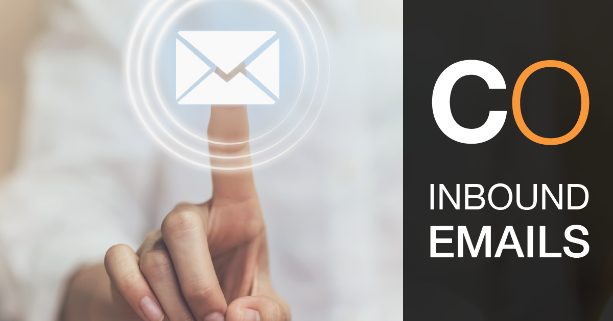 You've Got Mail: New Inbound Emails for ConstructionOnline™ Projects