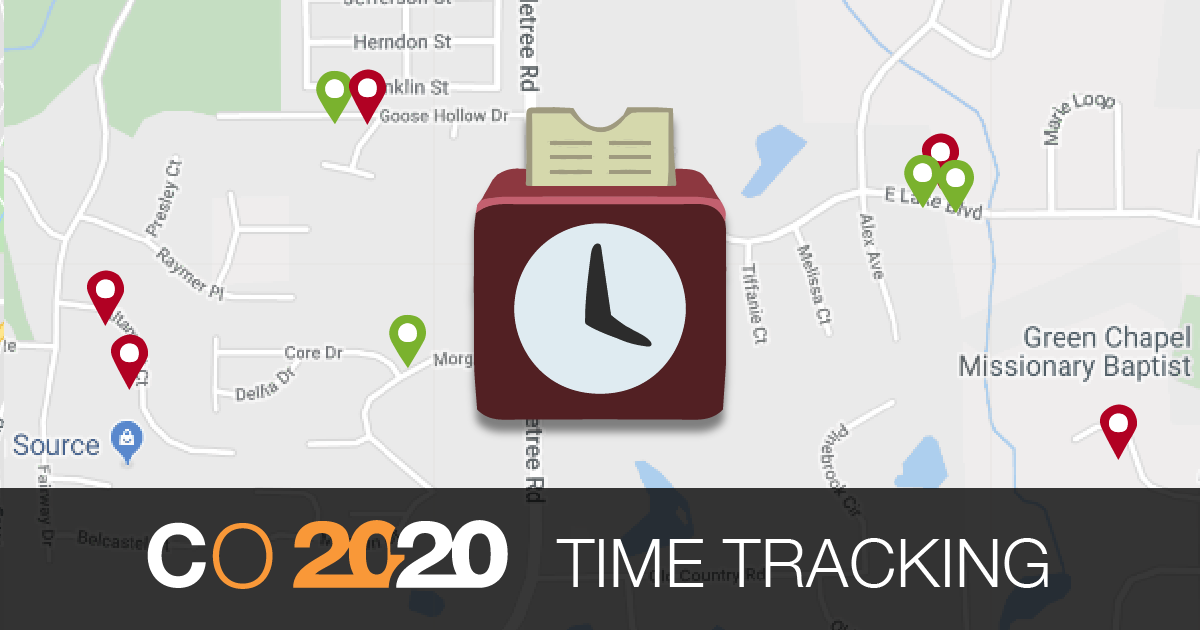 New Time Tracking Now Available