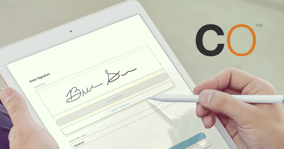 Signed, Sealed, Delivered: Digital Signatures Now Available for Punch Lists in ConstructionOnline™