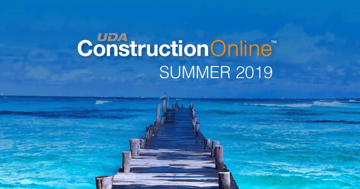 What's New in ConstructionOnline™ - Summer 2019 Edition