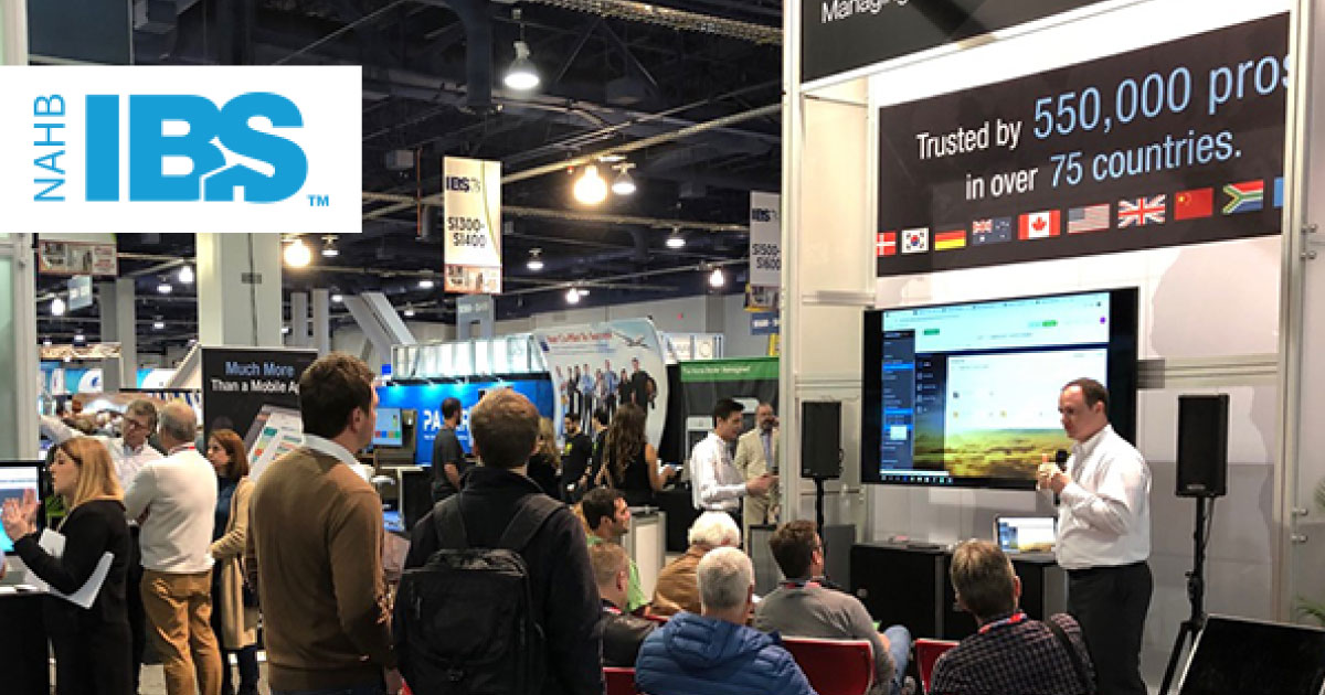UDA Exhibits at IBS 2019