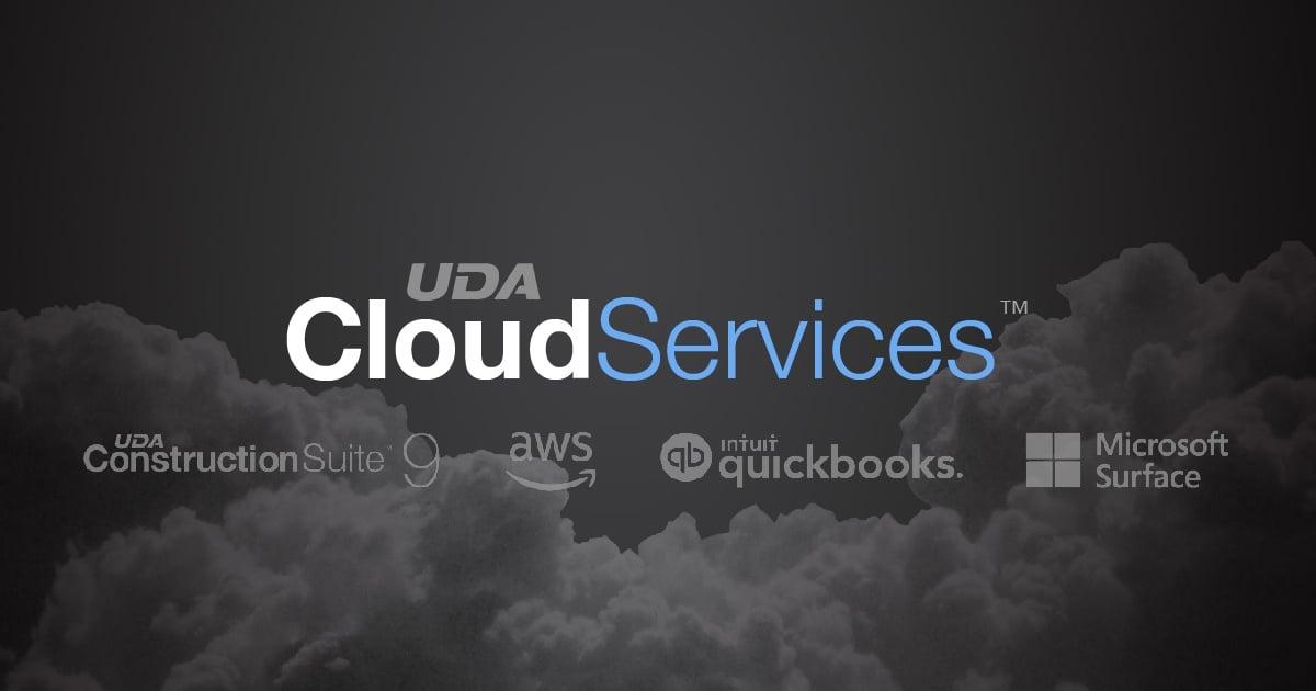 Introducing UDA Cloud Services