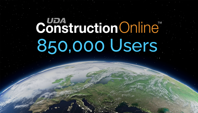 ConstructionOnline Grows to Serve Over 850,000 Construction Professionals Worldwide