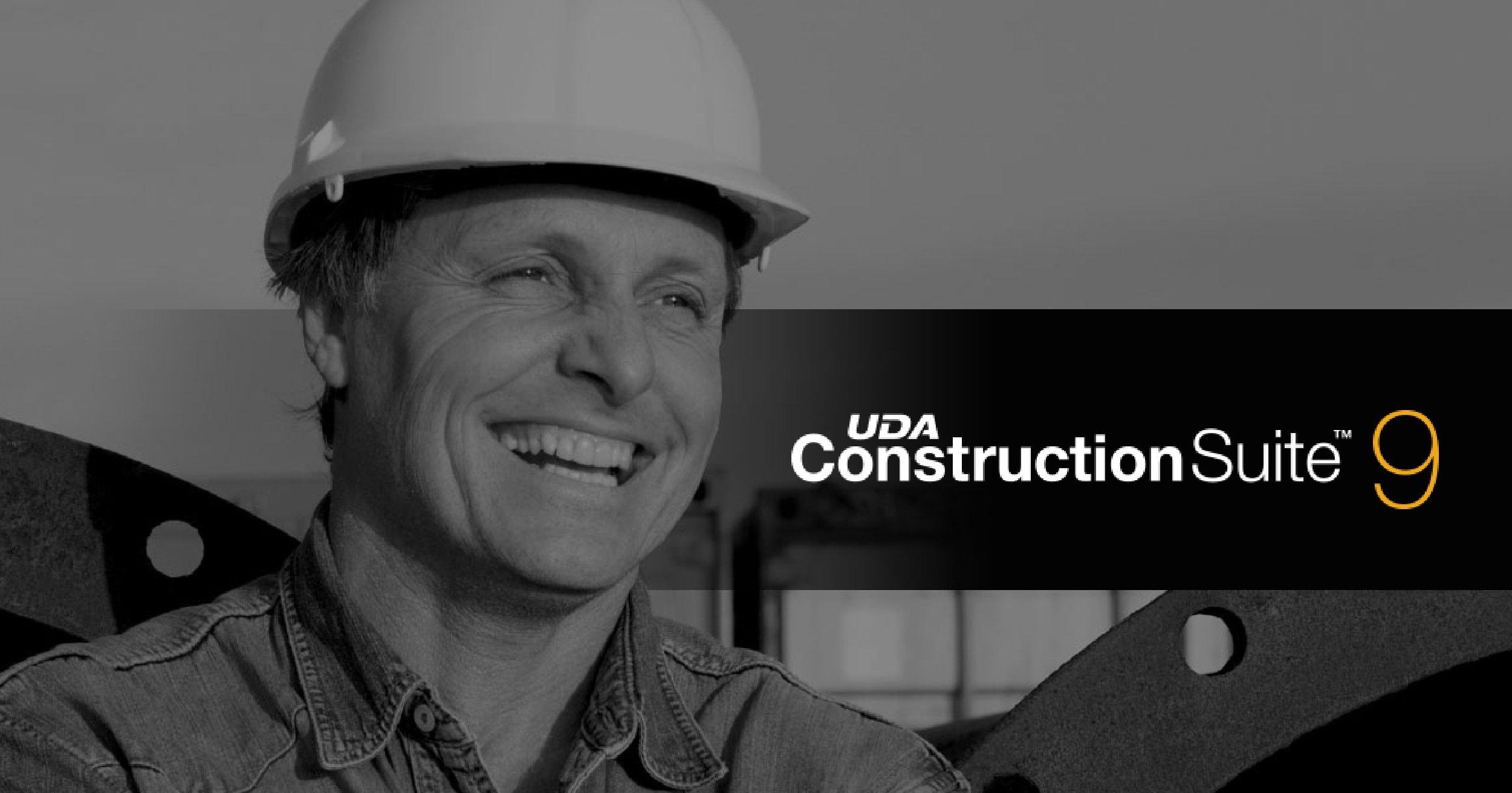 UDA Announces Release of ConstructionSuite 9