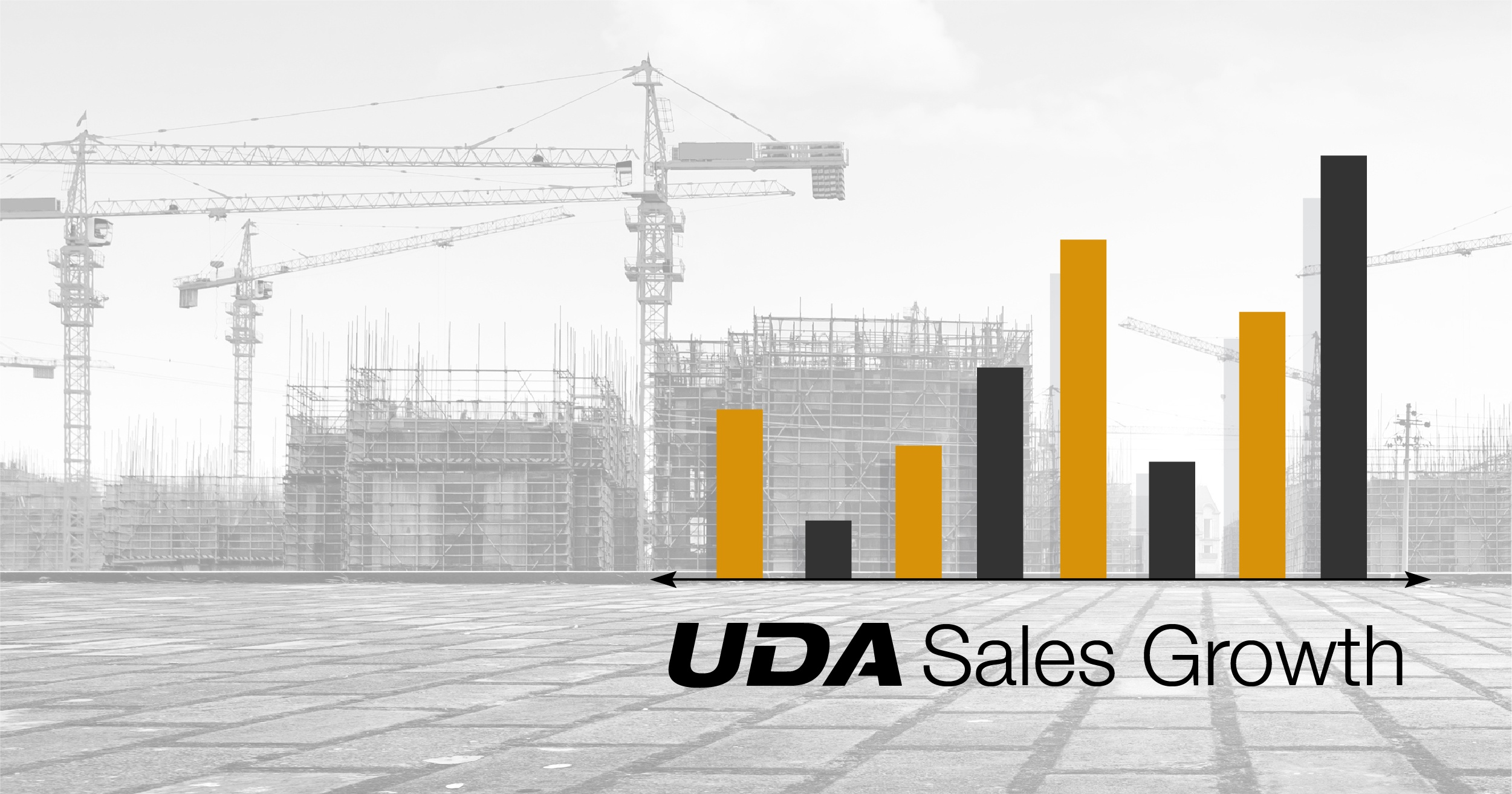 UDA Starts 2018 with Record-Setting Sales