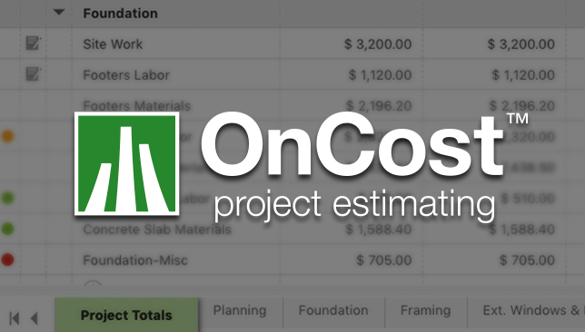 New Innovative Options for The Industry's Most Advanced Online Estimating