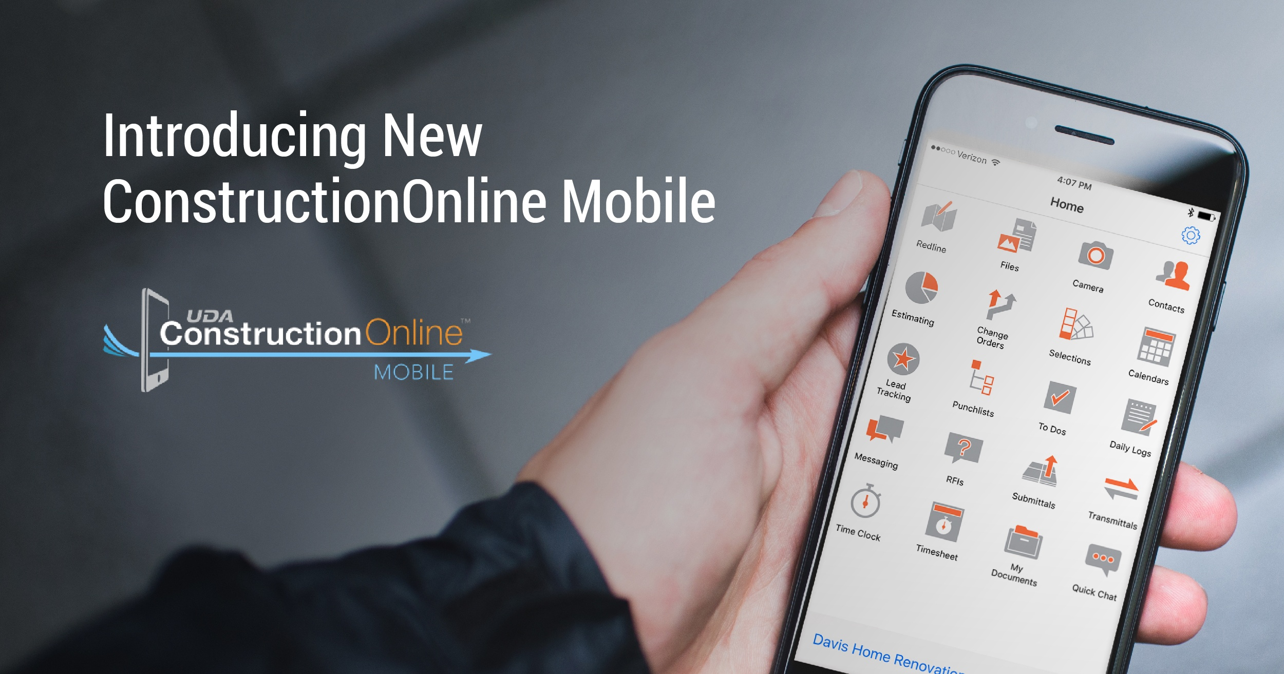 New, Small, and Powerful: Introducing the ConstructionOnline Mobile App