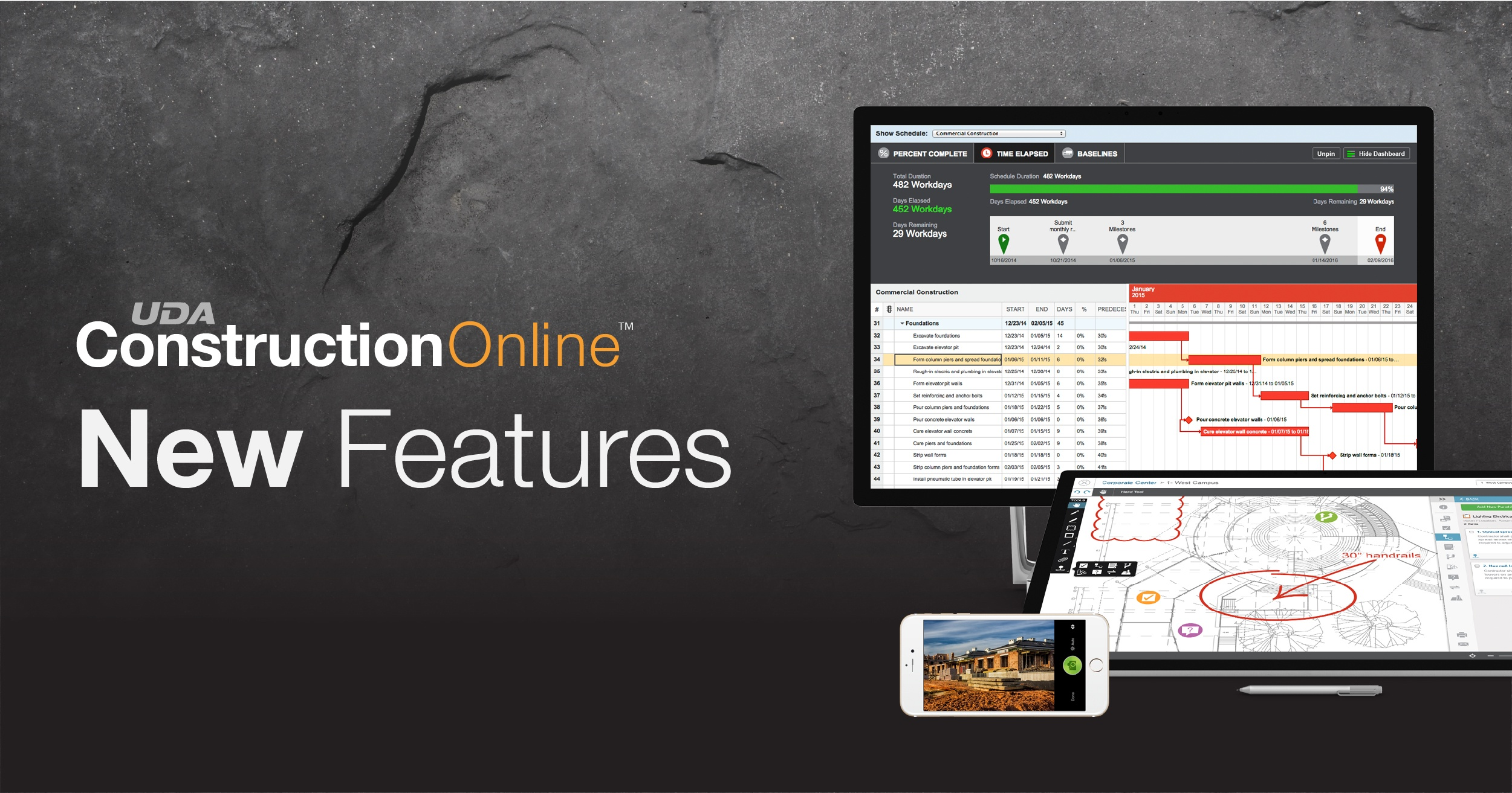 UDA Technologies Previews New Features Coming to ConstructionOnline